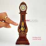 Working Dollhouse Miniature Grandfather Clock MH V4010D-MHG 1:12 scale